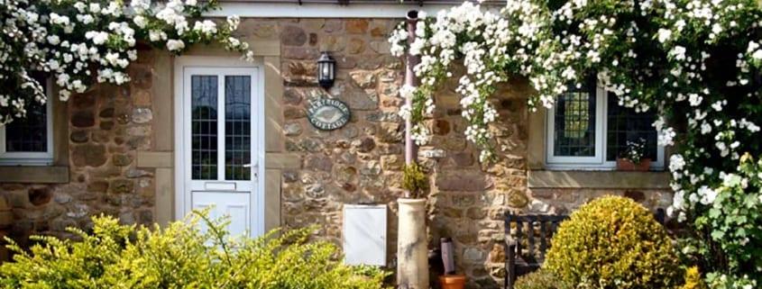Partridge Cottage Exterior