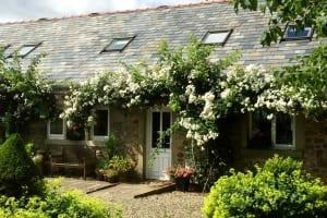 Stables Cottage Exterior