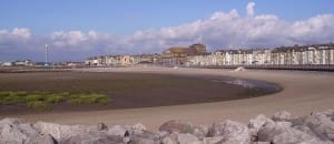 Morecambe Beach