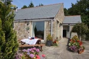 Mole End Cottage Exterior