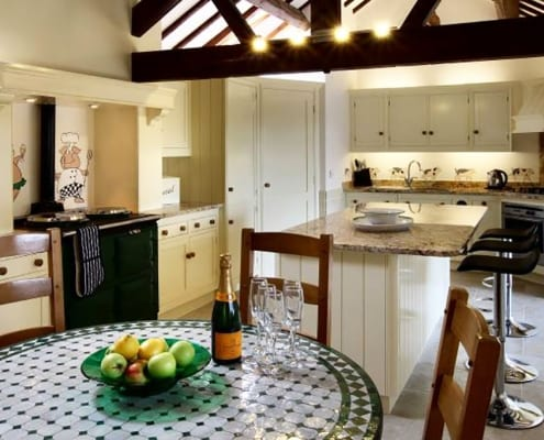 Piggeries Kitchen