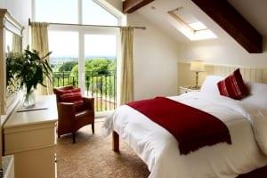 Piggeries Double Bedroom
