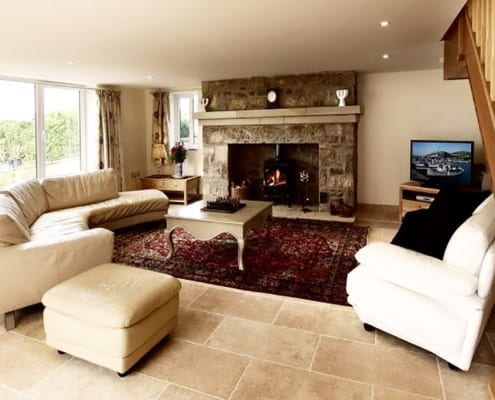 Piggeries Living Room